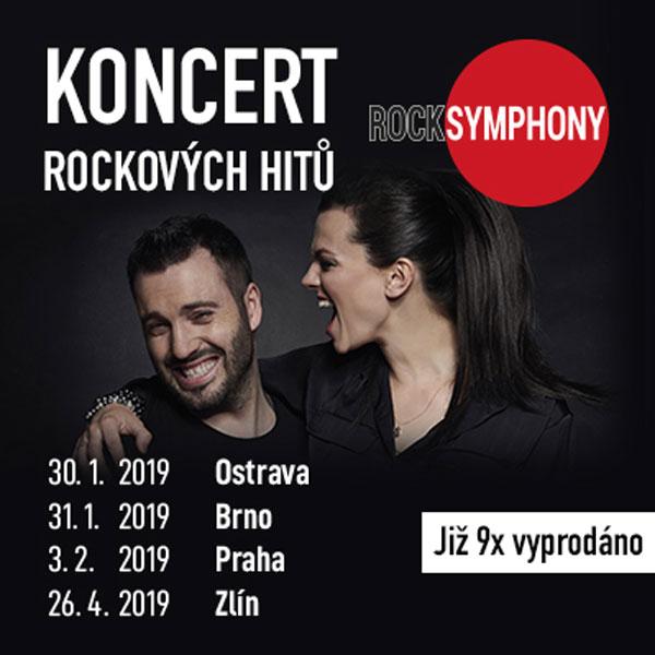 ROCKSYMPHONY II TOUR 2019