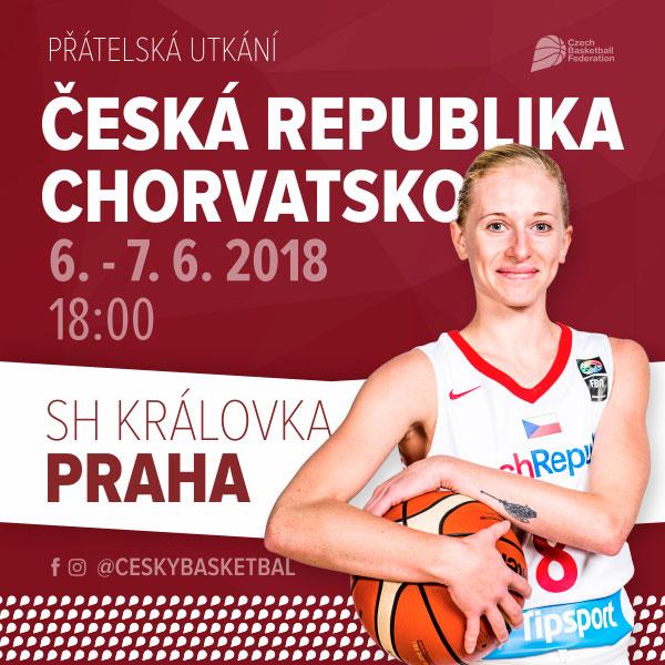 Mezinárodní utkání ženy ČR-Chorvatsko