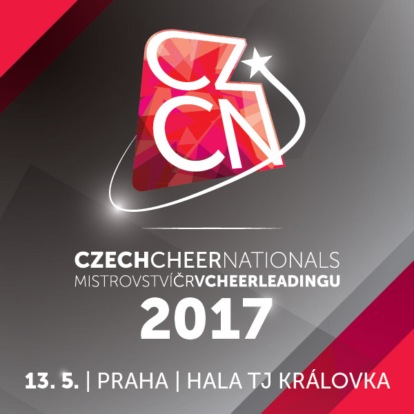 MISTROVSTVÍ ČESKÉ REPUBLIKY V CHEERLEADINGU 2017