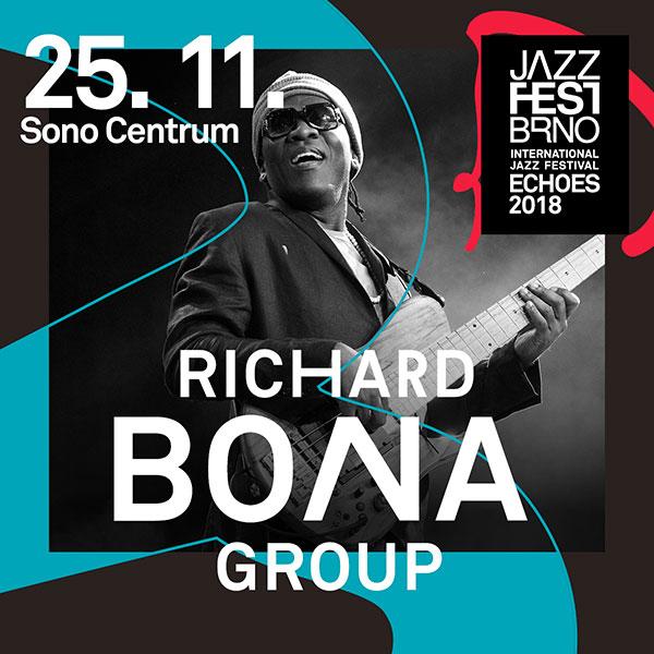JazzFestBrno: Richard Bona Group