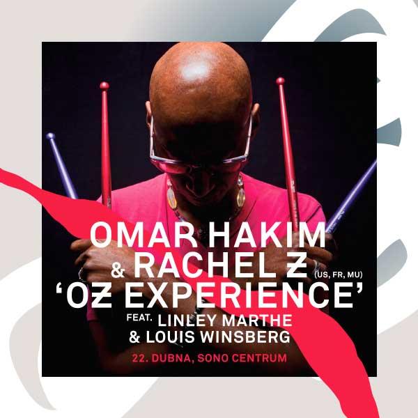 Lori A. Williams / Omar Hakim & Rachel Z