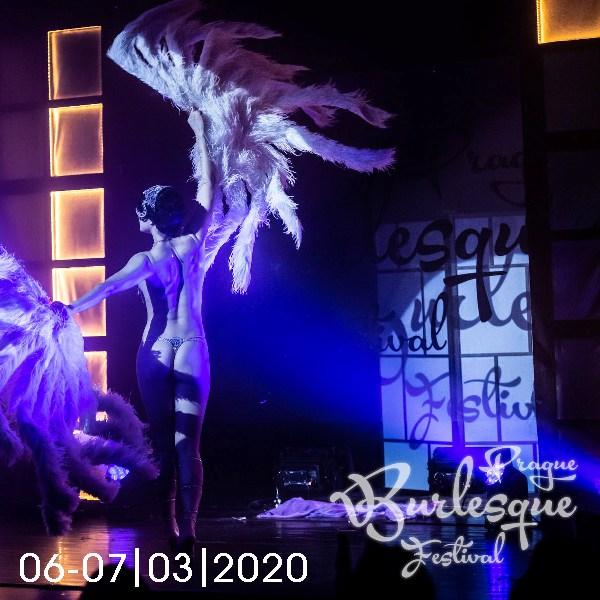 PRAGUE BURLESQUE FESTIVAL 2020