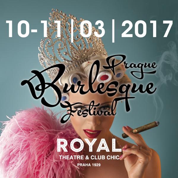 PRAGUE BURLESQUE FESTIVAL 2017