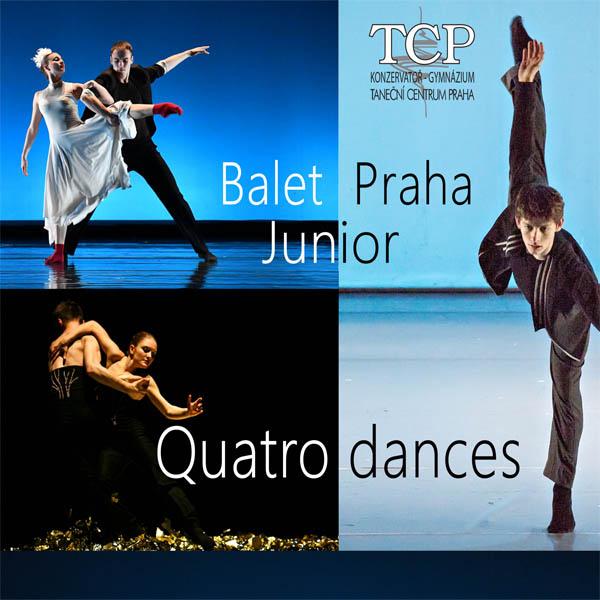 Quatro Dances - Balet Praha Junior