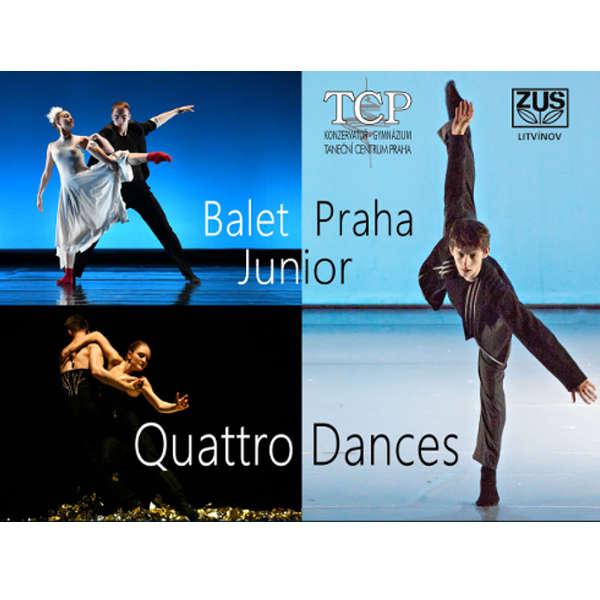 Quatro Dances - Balet Praha Junir