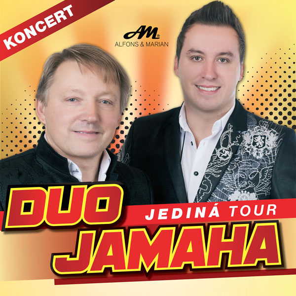 DUO JAMAHA - jediná tour
