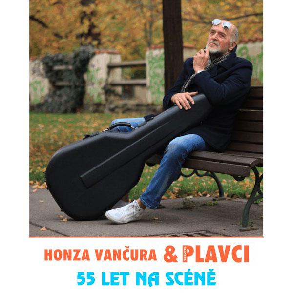 Honza Vančura & Plavci 55 let na scéně