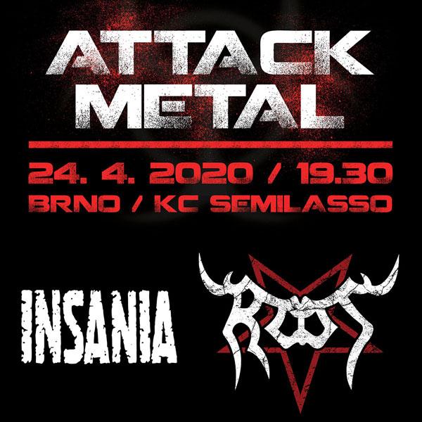 Attack Metal 2