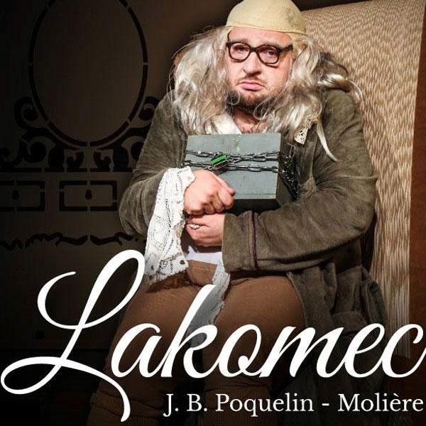 Divadlo - Lakomec