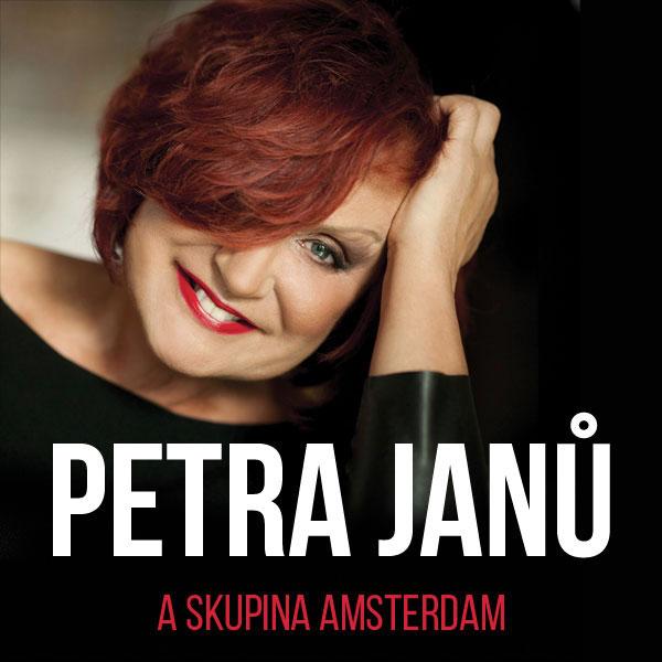 Petra Janů a skupina Amsterdam