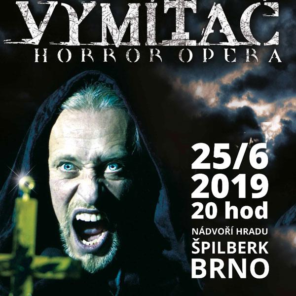 Rock Opera Praha - Vymítač