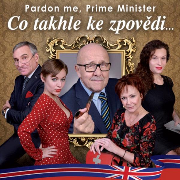 Pardon me, Prime minister - co takhle ke zpovědi…