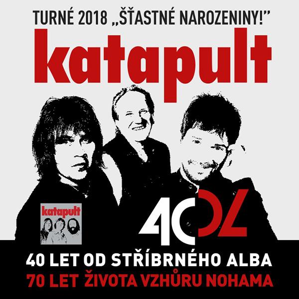 Katapult - Olda Říha 70.let vzhůru nohama