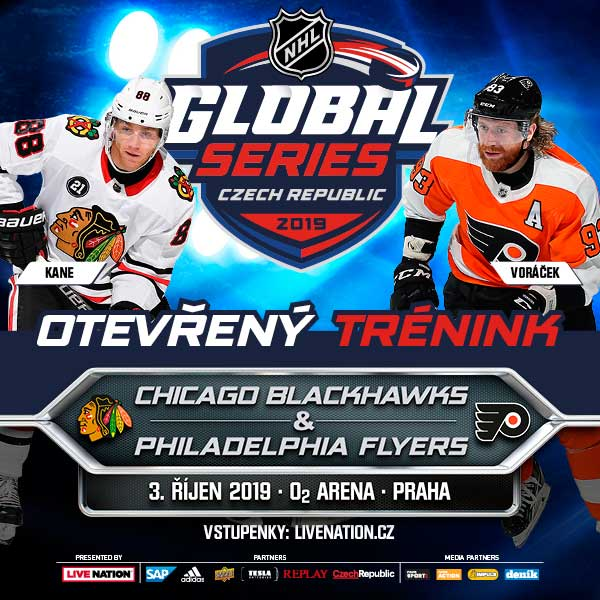 OPEN PRACTICE 2019 NHL GLOBAL SERIES