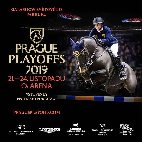 Global Champions Prague Playoffs