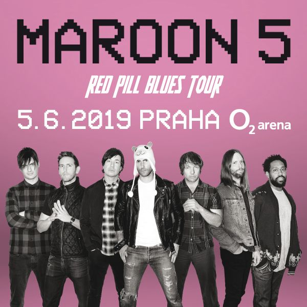 Maroon 5 - Package Tickets