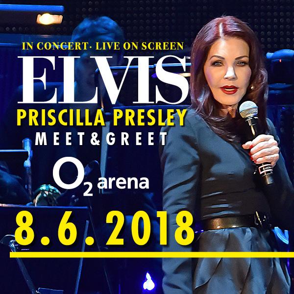 Meet & Greet s Priscillou Presley