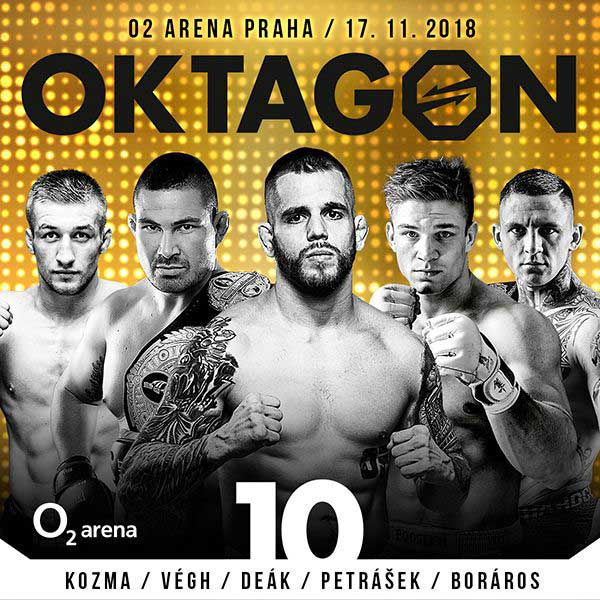OKTAGON – Package Tickets