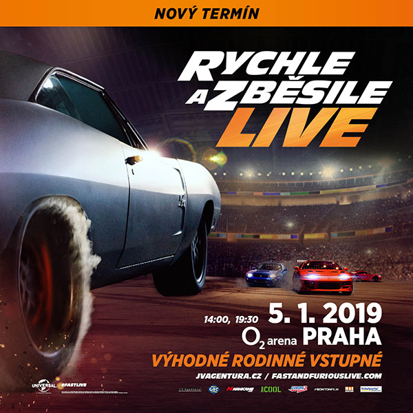 Fast and Furious Live