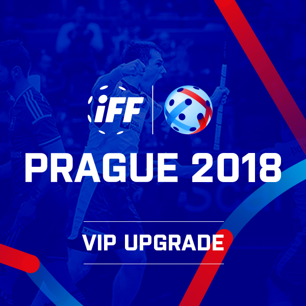 WFC 2018–VIP upgrade/all day