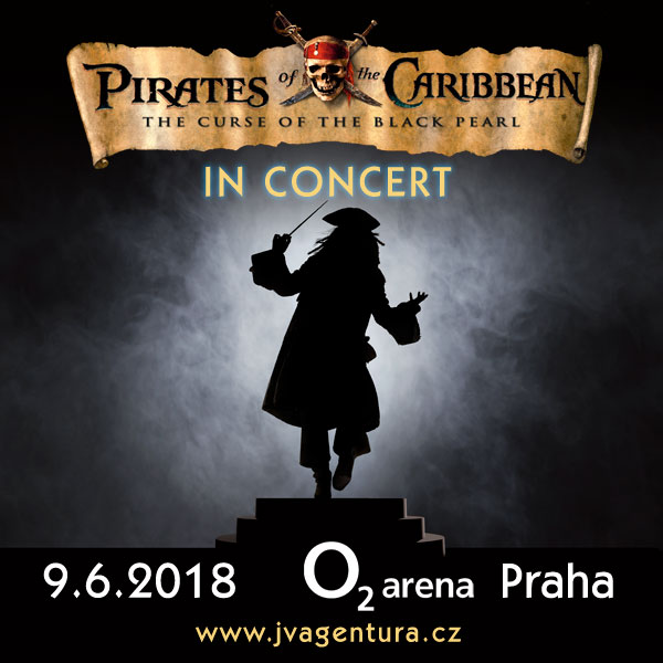Pirates of the Caribbean in Concert