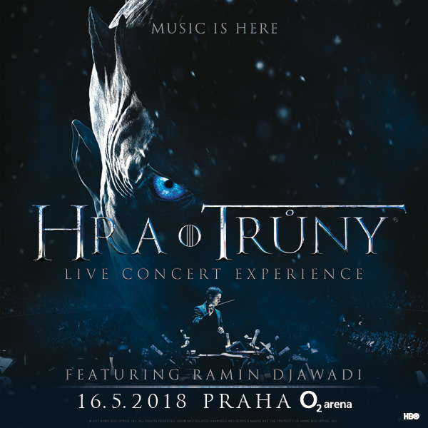 HRA O TRŮNY – LIVE CONCERT – Package Tickets