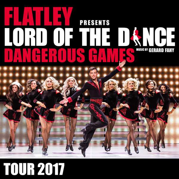 Lord of the Dance - Dangerous Games 2017