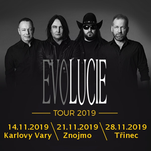 EVOLUCIE Tour 2019