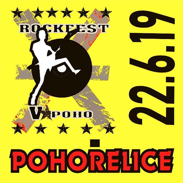 ROCKFEST POHOŘELICE 2019