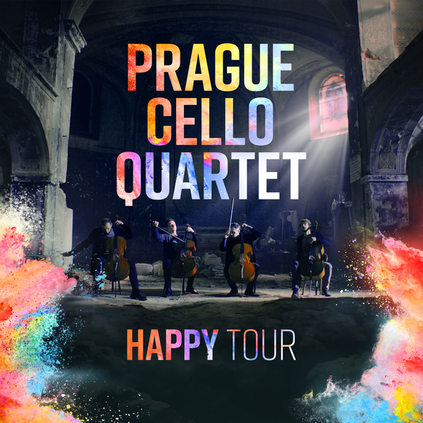 Prague Cello Quartet – HAPPY TOUR