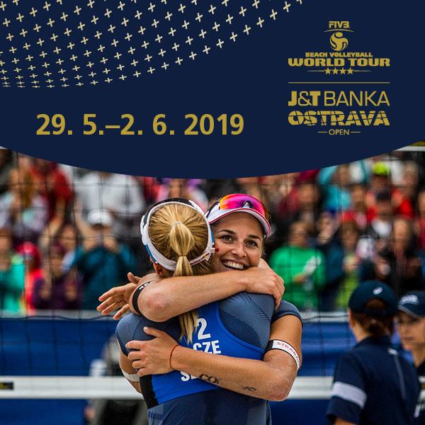 J&T Banka Ostrava Beach Open 2019