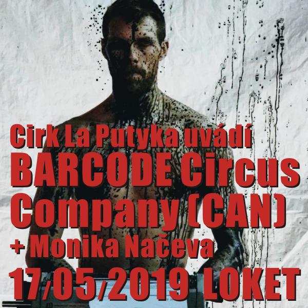 Cirk La Putyka uvádí BARCODE Circus Company/Načeva