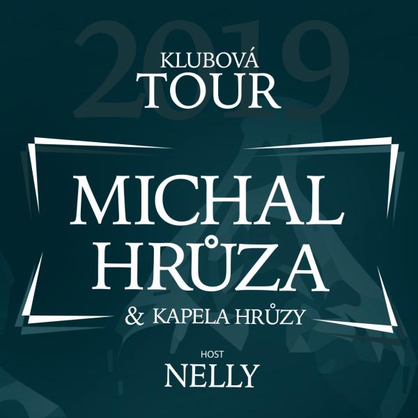MICHAL HRŮZA - KLUBOVÁ TOUR 2019