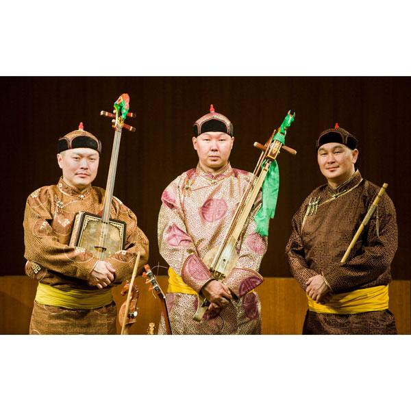 Alash - New Old Tuvan music