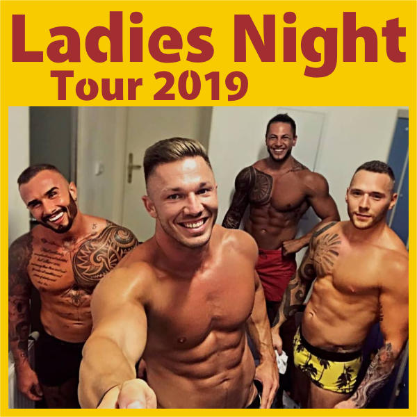 Ladies Night: California Dreams/Gentlemen Slovakia