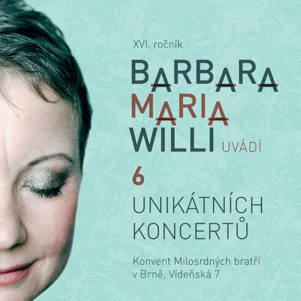 BACH & SPOL, Collegium Marianum /B.M. Willi uvádí