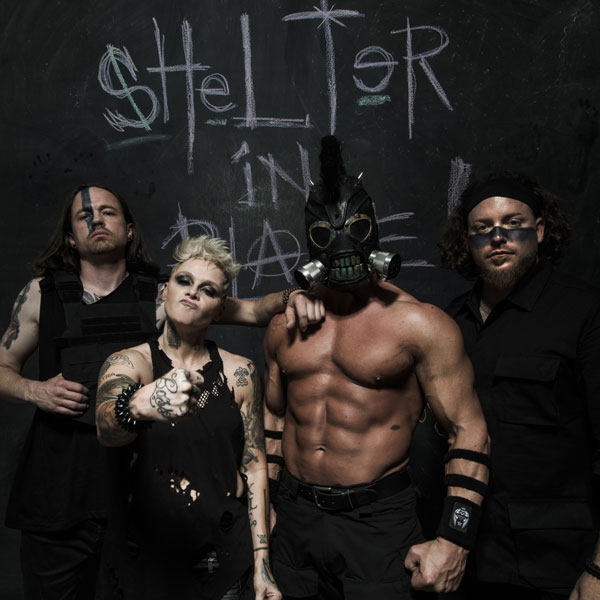 Otep / US + Psycho Village / AT