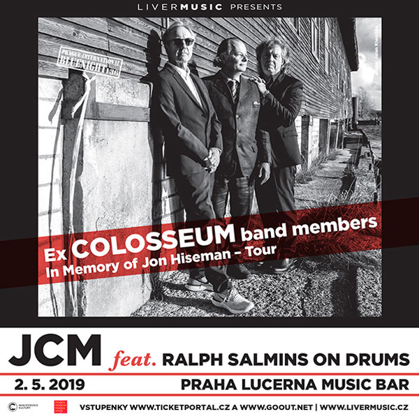 "JCM – ""In Memory Of Jon Hiseman"""