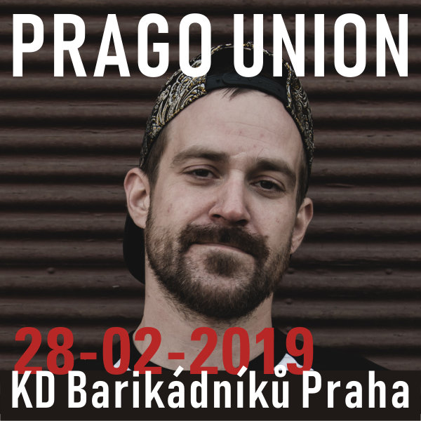 PRAGO UNION a DJ set na Barče