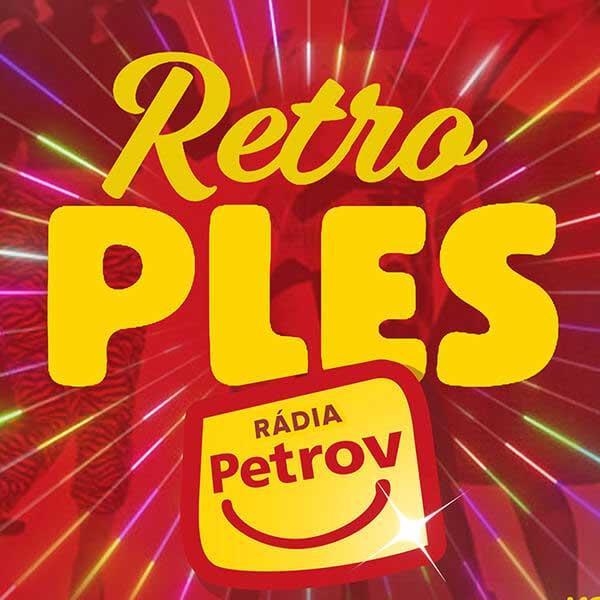 Retro Ples Rádia Petrov 2019