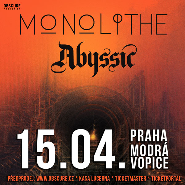 MONOLITHE (FRA) + ABYSSIC (NOR)