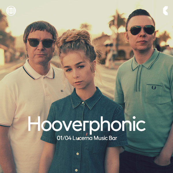 Hooverphonic / BE