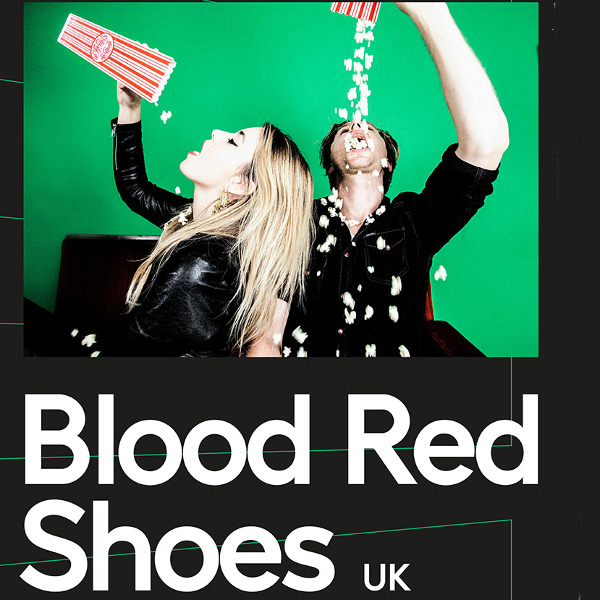 Blood Red Shoes / UK