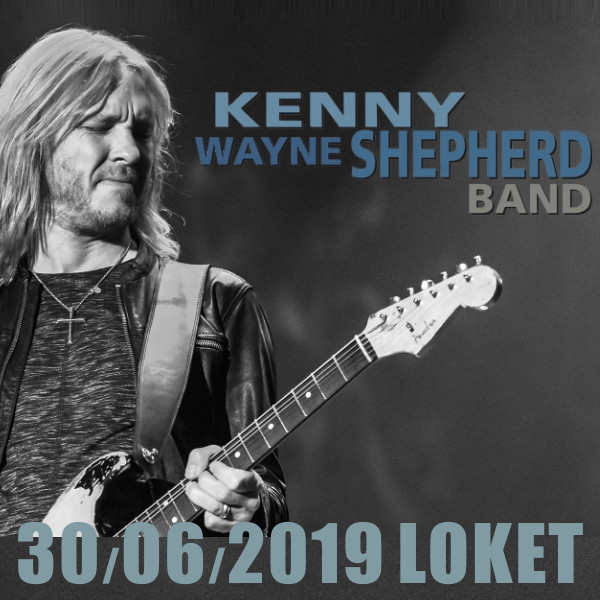 KENNY WAYNE SHEPHERD BAND (USA)