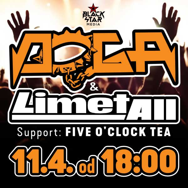 DOGA ,LIMET_ALL, Five o'clock TEA