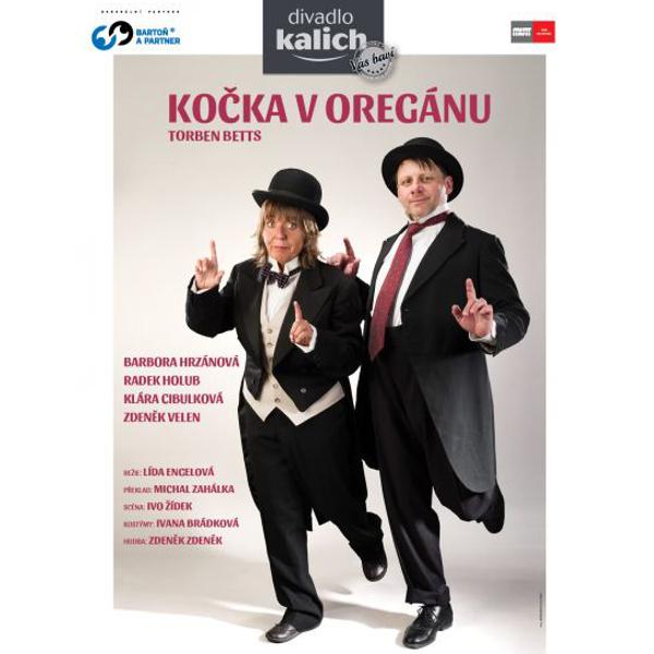 Kočka v oregánu - britský komediální hit