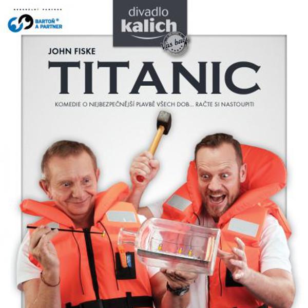 Titanic-komedie o nejbezpečnější plavbě všech dob