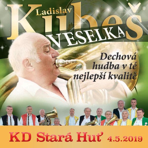 Veselka Ladislava Kubeše - MOJE ČESKÁ VLAST