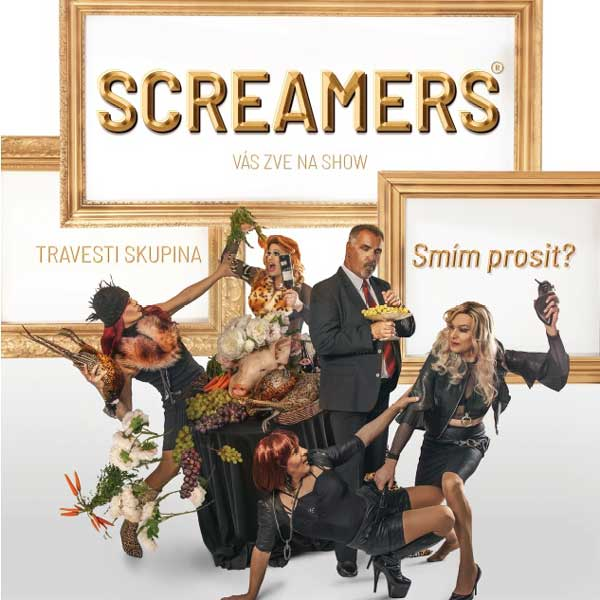 SCREAMERS  -  SMÍM  PROSIT ?