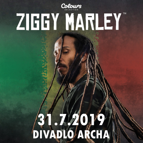 Ziggy Marley (Jamajka)
